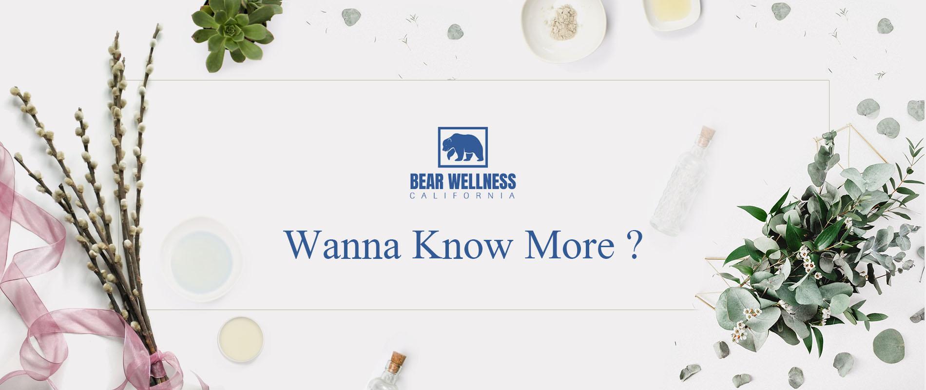 Contact Bear Wellness Banner