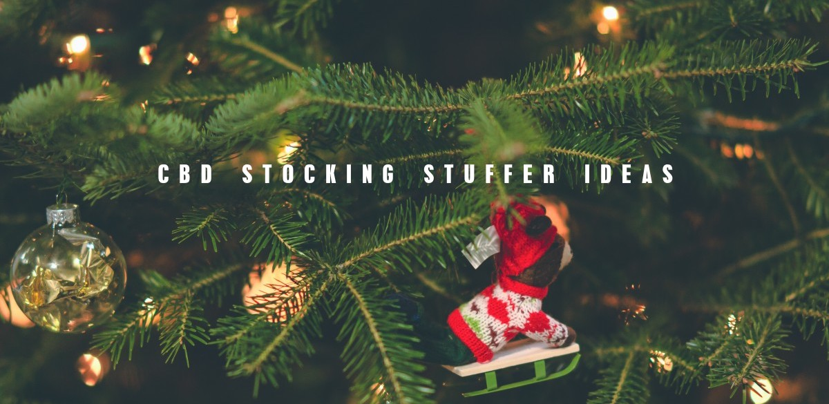 CBD Stocking Stuffers